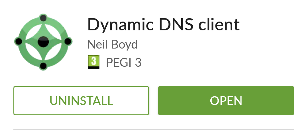android dynamic dns